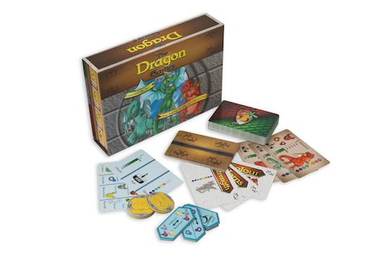 The Dragon Games, family game