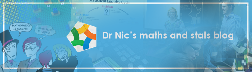Dr Nic's maths and stats blog