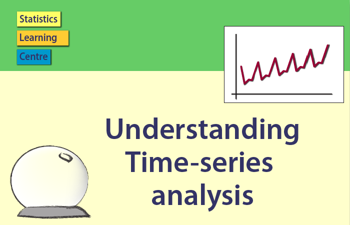 Understanding time-series analysis