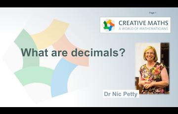 decimals-what-are