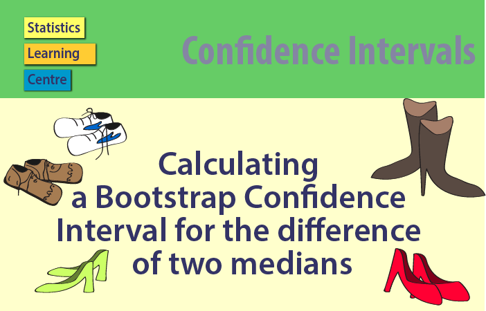 Confidence Intervals - Calculating a bootstrap confidence interval