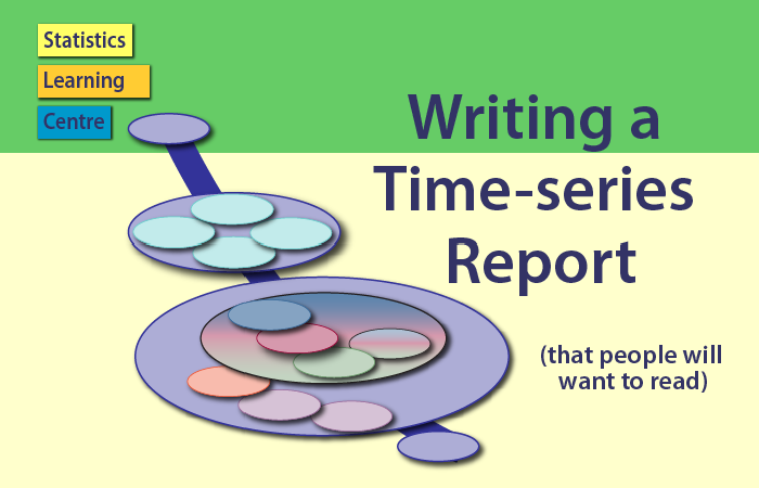Writing a time-series report