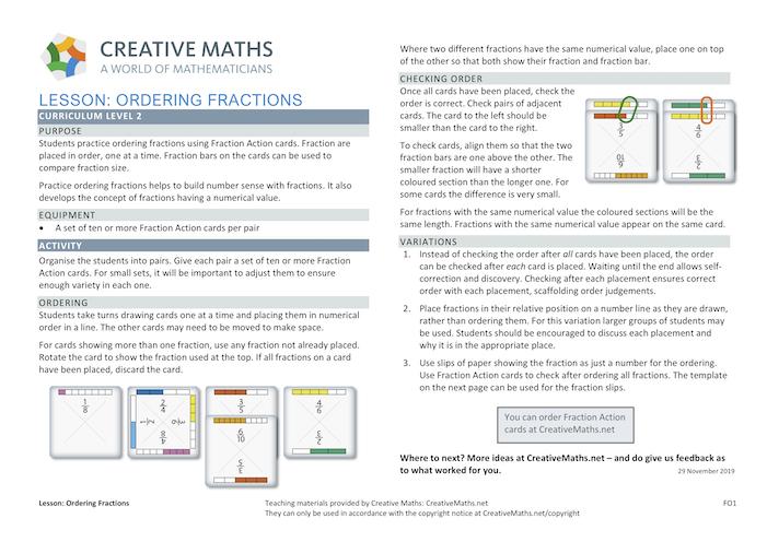 Creative Maths: A world of mathematicians
