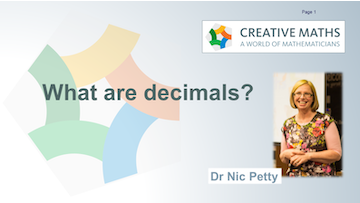 decimals-what-are